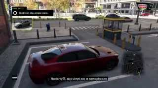 15 min z Watch Dogs - PS4 gameplay z komentarzem by maxim