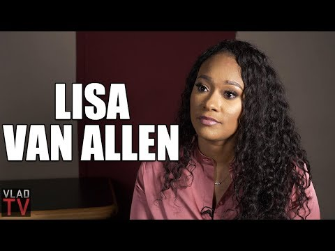Ayyde - Lisa Van Allen Claims R. Kelly Also Had Sex With Aaliyah's Mom!!!