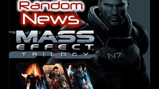 Mass Effect Trilogy Remake PC, Xbox One, PS4?! (60 FPS Gameplay) Random News