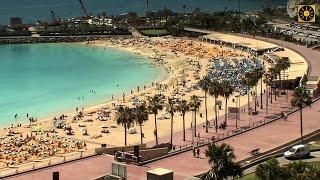 """GRAN CANARIA - Kanaren """"Urlaubsinsel mit Sandstränden - Gebirgswelten - Las Palmas"""" CANARIAS"""