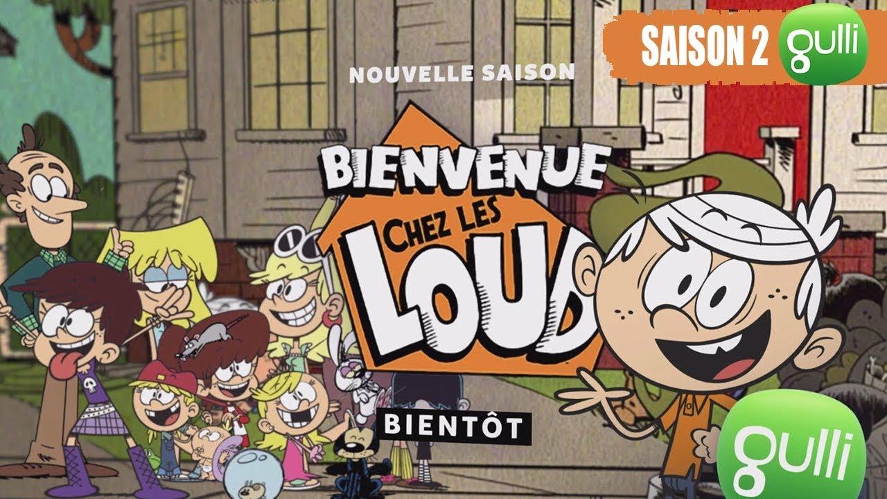 Bienvenue Chez Les Loud Saison 2 C Est Bientot Sur Gulli