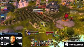 "Warlords of Draenor - ""KEEPING THE DREAM ALIVE!"" - Level 100 Arms Warrior PvP"