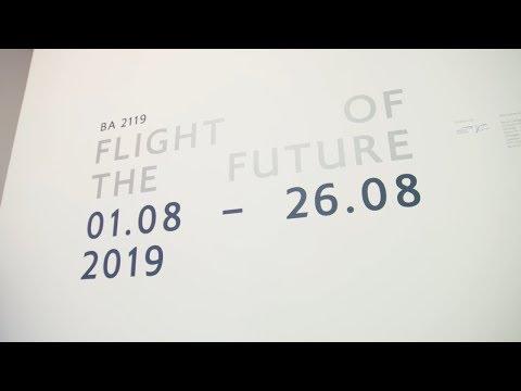 British Airways - BA2119 Flight of the Future