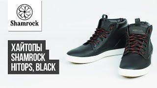 Хайтопы Shamrock - HiTops, Black