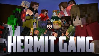 Hermit Gang (Minecraft Animation) Feat. Team S.T.A.R - The Super Weapon