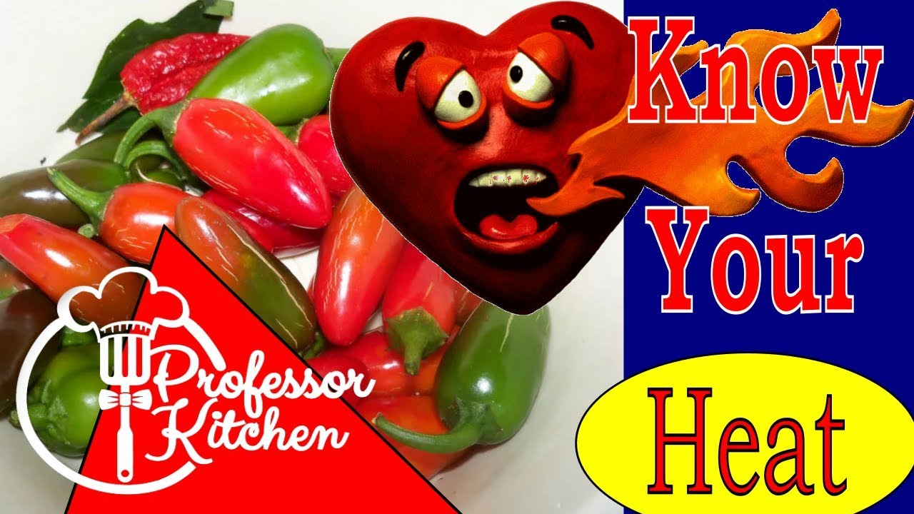 Cooking with the Scoville Scale : Spicy!!!