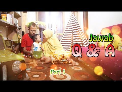 JAWAB Q & A Part 1... Pake acara Corrupt pisan ~_~