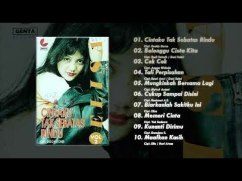 Full album Elisa - Cintaku Tak Sebatas Rindu (1997)