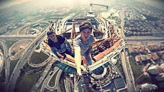 Akasya AVM Kulesine Tırmanış  | Pavel Smirnov | POV Adventure