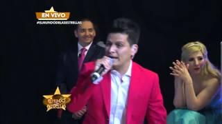 Andrés comparte escenario con Jondy