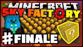 Minecraft: NAJVEĆE DRVO + 100 LUCKY BLOKOVA [#FINALE] SKY FACTORY 2 - Zadnja epizoda thumbnail