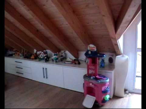 Cameretta e camera in mansarda avi  YouTube