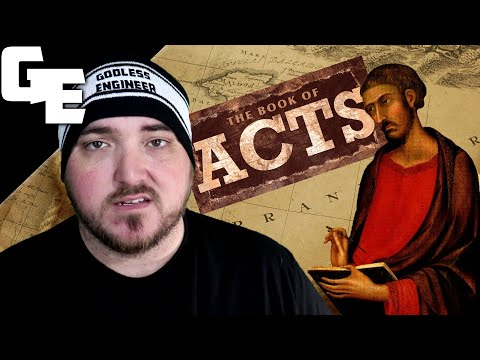 Was Luke-Acts Actually Written By Luke Using Eyewitnesses? || Did Jesus Exist?