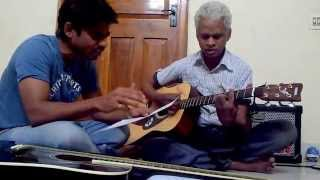 Oh priya priya Ishq song Guitar cover