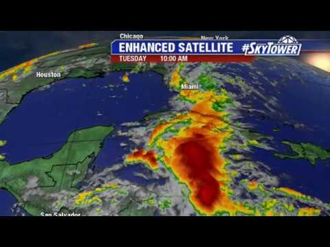 Tropical weather forecast: May 22, 2018