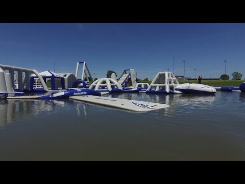 Experience Wichita's New Splash Aqua Park