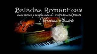 LAS MEJORES 50 BALADAS DEL RECUERDO EN INSTRUMENTAL, PIANO ROMANTICO Y ARREGLO MUSICAL