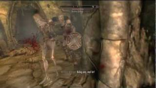 Baixar Skyrim - Windshear is the Most OP Weapon