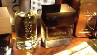 Обзор мужских парфюмов