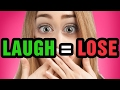 LAUGHING IS BAD CHALLENGE