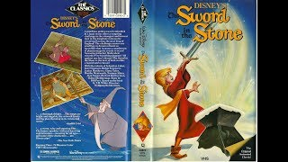 Video Opening to The Sword in the Stone 1986 VHS (Version 2) download MP3, 3GP, MP4, WEBM, AVI, FLV Juli 2018