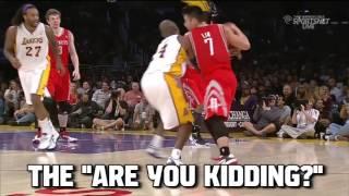 The Best Kobe Bryant Death Stares