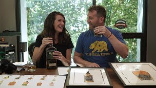My sister, me, and the art of whiskey