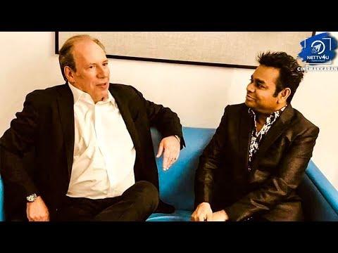 AR.Rahman At Oscar Concert | Hans Zimmer | Oscar Awards