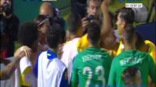 Uruguay 1 Brasil 4 (Tyc Sports) Eliminatorias Rusia 2018