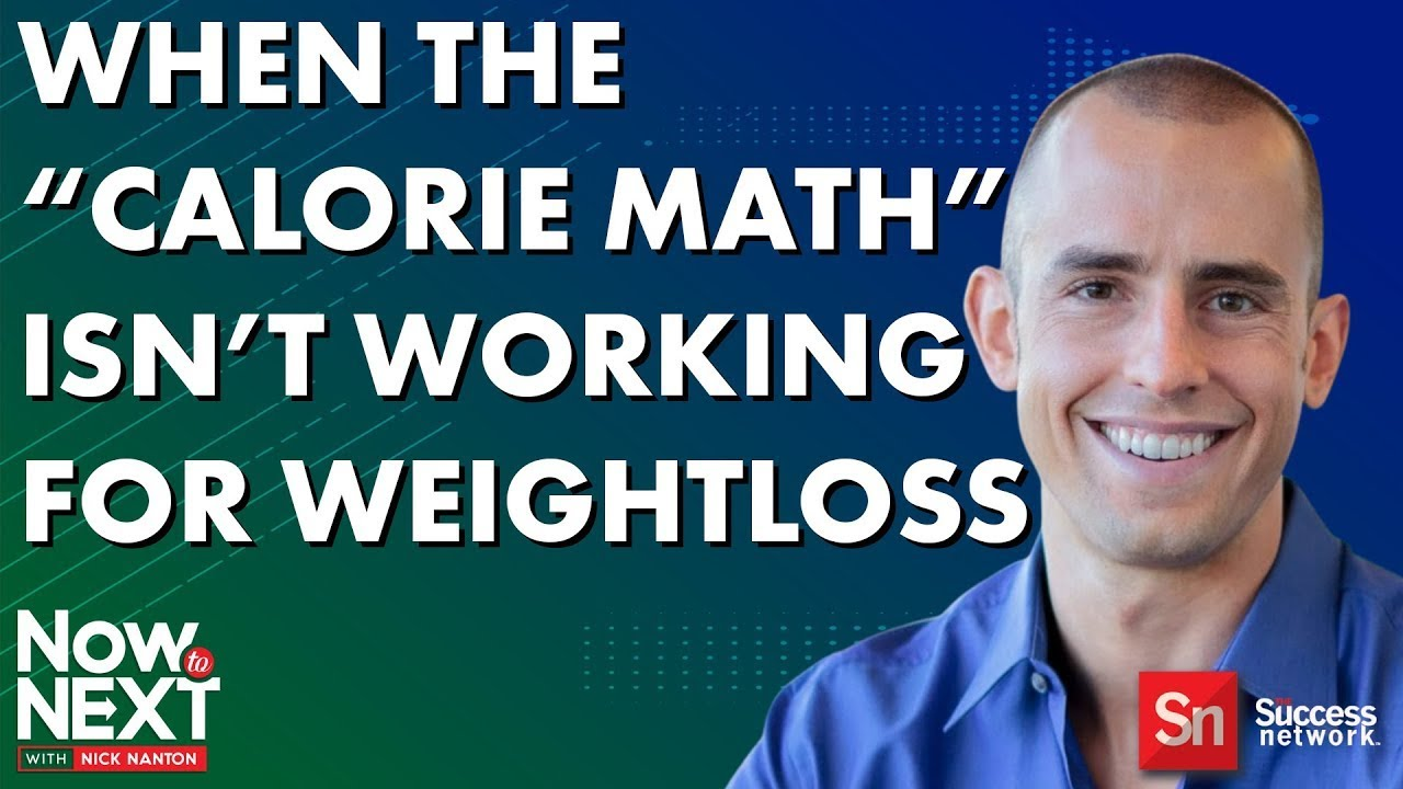 Wellness Expert REVEALS Why You CAN'T LOSE WEIGHT! Feat. Jonathan Bailor