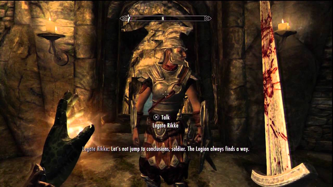 Skyrim nordic carved armor