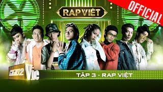Rap Việt Tập 3 Full HD