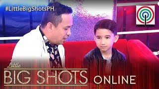 Little Big Shots Philippines Online: Leo | Rubik's Cube Expert