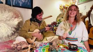 Teresa de Jesús & Jesús Hidalgo / Adentro (música medicina)