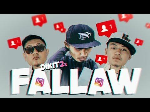 FOLLOW - Ibnu The Jenggot , Nino , DJ SuLFuric (Official Lyric Video)