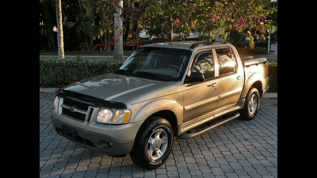 2003 ford explorer sport trac xlt for sale auto haus of fort myers florida youtube. Black Bedroom Furniture Sets. Home Design Ideas