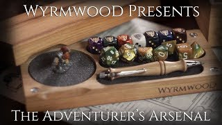 Wyrmwood Presents - The Adventurer's Arsenal