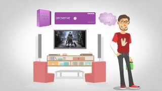 Arcserve Product Tour