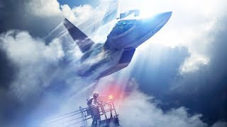 Ace Combat 7: Skies Unknown - Mission 9: Faceless Soldier (Gameplay)
