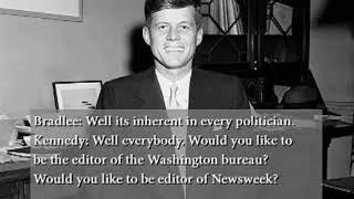 1960 JFK AUDIO TAPES UNVEILED