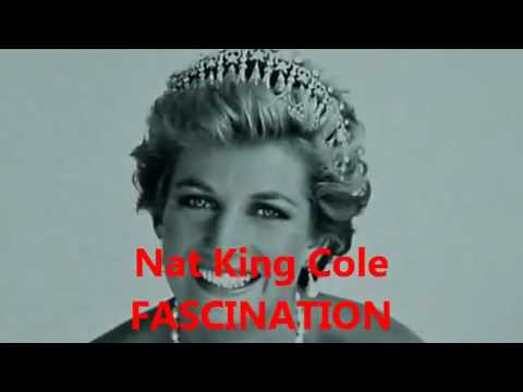 【HD CC】Fascination   Nat King Cole Lyrics on Screen