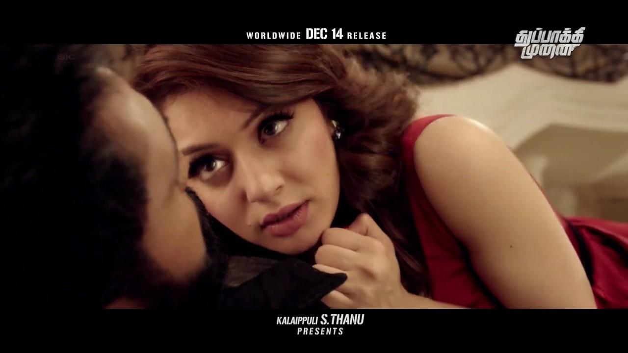 Thuppakki Munai Promo Spot 01 | Vikram Prabhu, Hansika Motwani | L.V. Muthu Ganesh | Dinesh Selvaraj