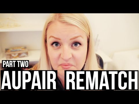 Story time | My untold Au Pair Rematch #2