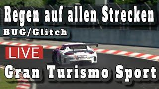 Regen auf allen Strecken freischalten Gran Turismo Sport  [BUG/Glitch in update 1.47] GT Sport[TUT]