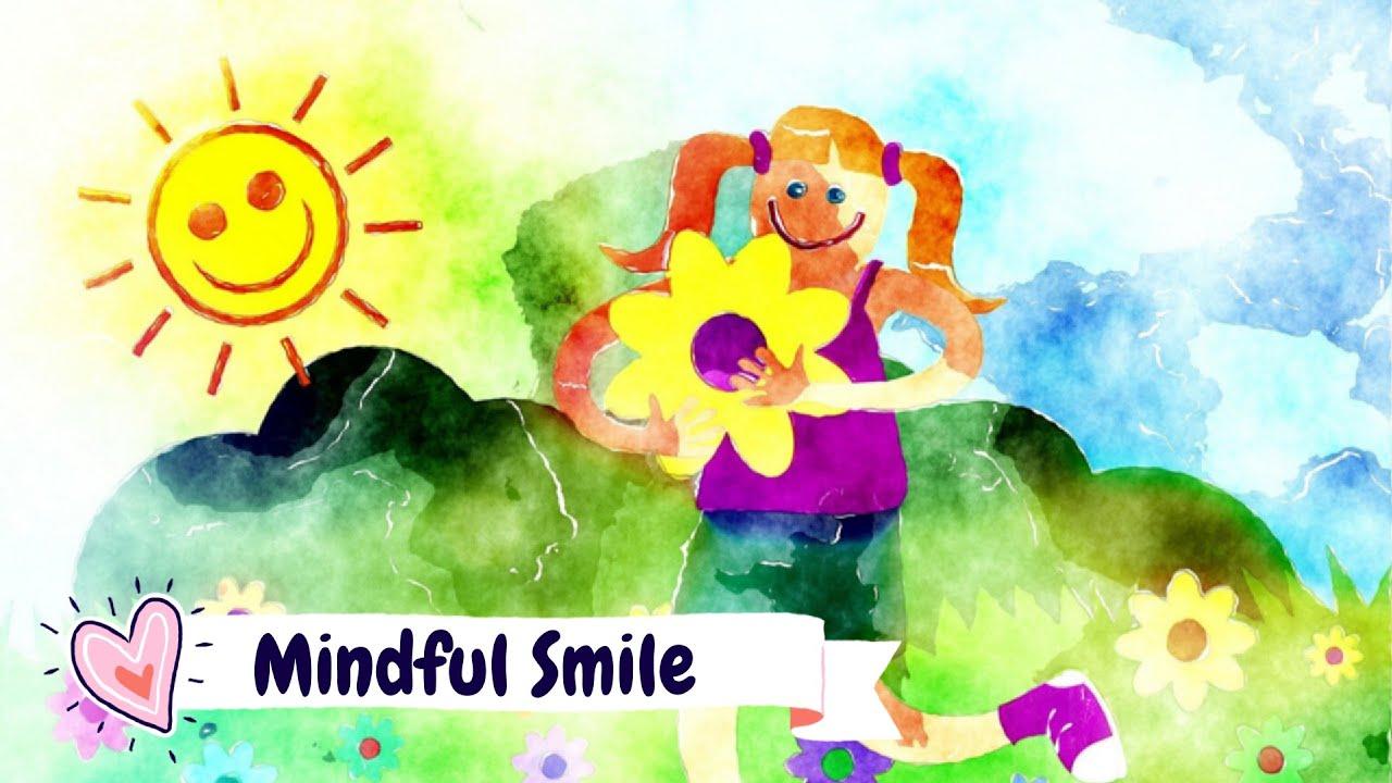 Mindfulness Meditation for Children | MINDFUL SMILE | Kids Meditation for Happiness
