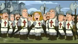 Family Guy - Joan of Arc (Gamer guuurl)