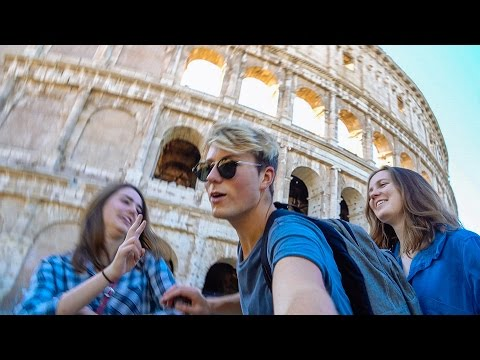 12 hours in ROME, ITALY