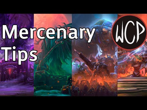 How to... Do Mercenary Camps | Heroes of the Storm