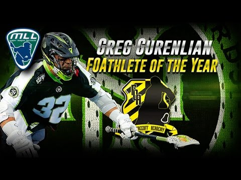 2015 FOAthlete of the Year: Greg Gurenlian