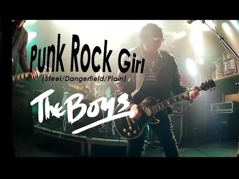 The Boys Punk Rock Girl Steeldangerfieldplain Youtube
